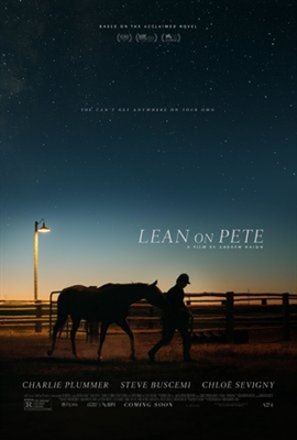 Lean on Pete poster #1529576