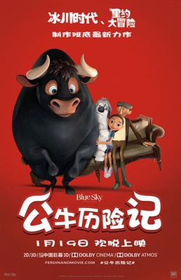 The Story of Ferdinand  poster #1529645