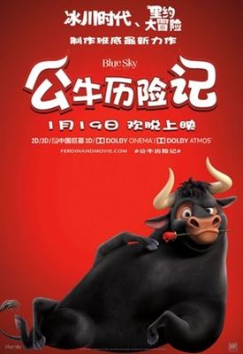 The Story of Ferdinand  poster #1529672