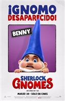 Gnomeo & Juliet: Sherlock Gnomes #1529708 movie poster