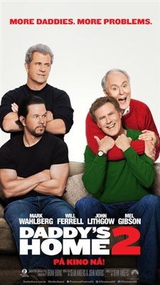 Daddy's Home 2 poster #1529750