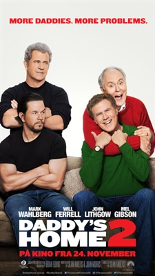 Daddy's Home 2 poster #1529751