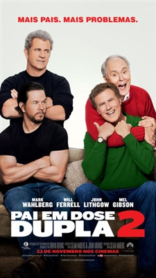 Daddy's Home 2 poster #1529752