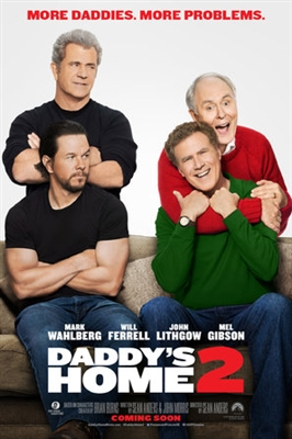 Daddy's Home 2 poster #1529753