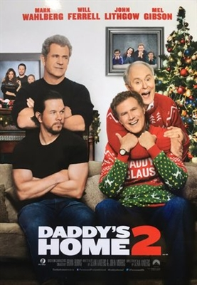 Daddy's Home 2 poster #1529755