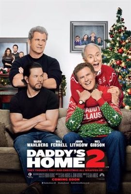 Daddy's Home 2 poster #1529756
