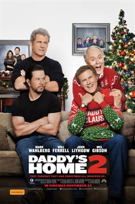 Daddy's Home 2 poster #1529757
