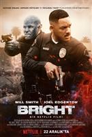 Bright movie poster