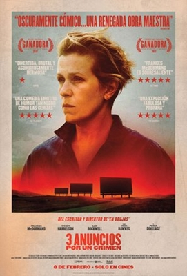 Three Billboards Outside Ebbing, Missouri poster #1529799