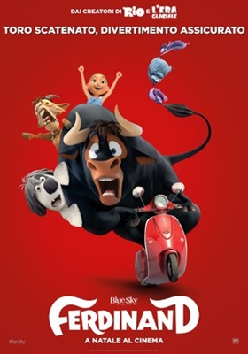 The Story of Ferdinand  poster #1529834
