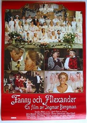 Fanny och Alexander poster #1529885