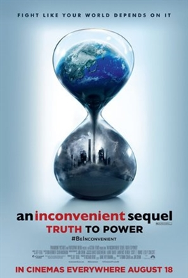 An Inconvenient Sequel: Truth to Power poster #1529942