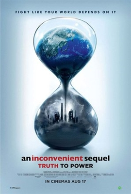 An Inconvenient Sequel: Truth to Power poster #1529945