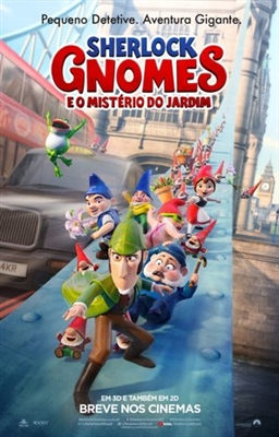 Gnomeo & Juliet: Sherlock Gnomes poster #1529993