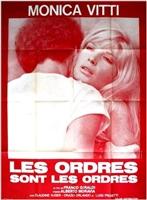 Gli ordini sono ordini movie poster