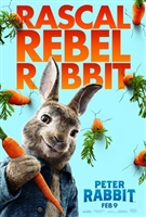 Peter Rabbit #1530360 movie poster