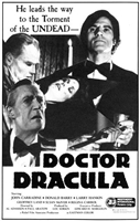 Doctor Dracula movie poster