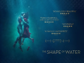 The Shape of Water poster #1530447