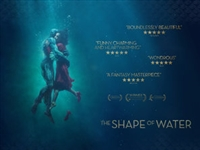 The Shape of Water #1530447 movie poster