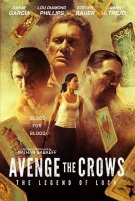 Avenge the Crows poster #1530459