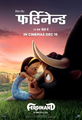 The Story of Ferdinand  poster #1530508