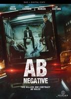 AB Negative movie poster