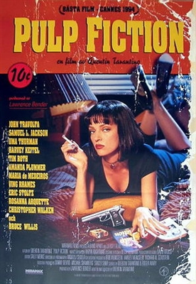 Pulp Fiction poster #1530709