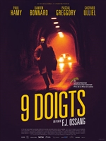 9 doigts movie poster