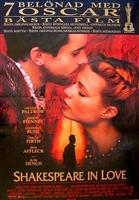 Shakespeare In Love movie poster