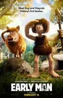 Early Man (2018) movie posters