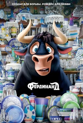 The Story of Ferdinand  poster #1531821