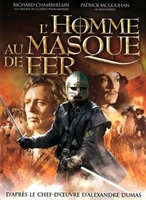 The Man in the Iron Mask movie poster