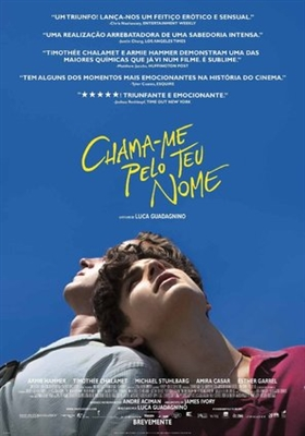 Call Me by Your Name poster #1531987