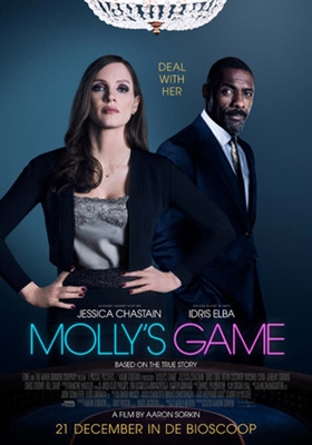 Molly's Game poster #1532006
