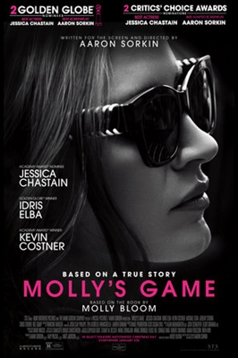 Molly's Game poster #1532028