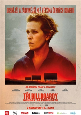 Three Billboards Outside Ebbing, Missouri poster #1532155