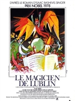 The Magician of Lublin movie poster