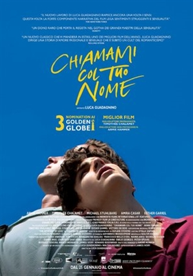 Call Me by Your Name poster #1532395