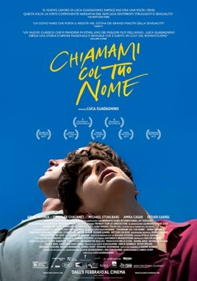 Call Me by Your Name poster #1532396