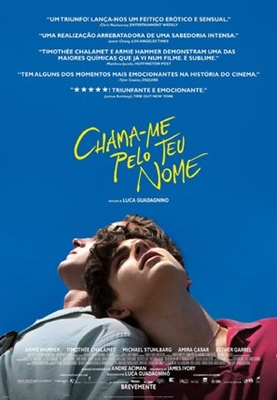 Call Me by Your Name poster #1532397