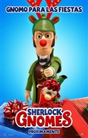 Gnomeo & Juliet: Sherlock Gnomes #1532402 movie poster