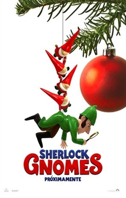 Gnomeo & Juliet: Sherlock Gnomes poster #1532403