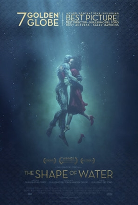 The Shape of Water poster #1532409