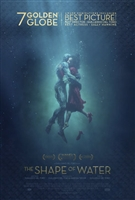 The Shape of Water #1532409 movie poster
