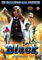Bad Black movie poster