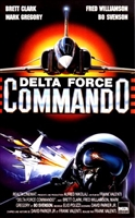 Delta Force Commando movie poster