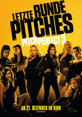 Pitch Perfect 3 poster #1532556