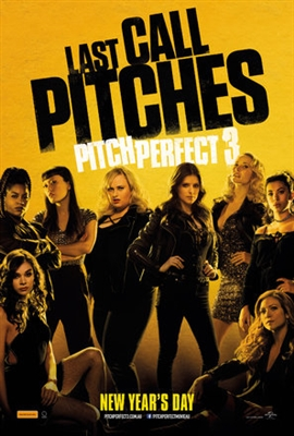 Pitch Perfect 3 poster #1532557