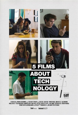 5 Films About Technology poster #1532574