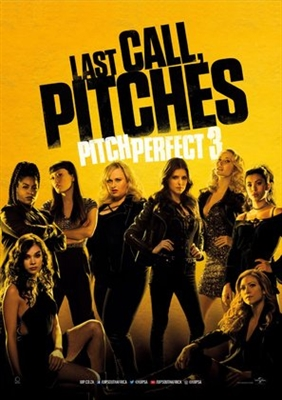 Pitch Perfect 3 poster #1532757